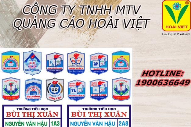 phù hiệu Hoài Việt